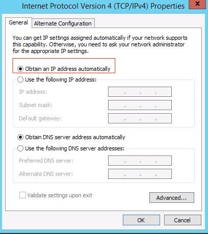 dhcp client trên windows - 2