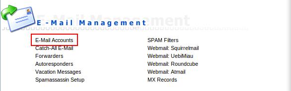 đổi mật khẩu email trên direct admin - 0