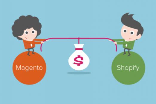 magento vs shopify - 1