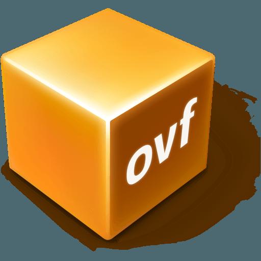 định dạng ovf trên esxi