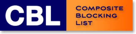 email blacklist cbl