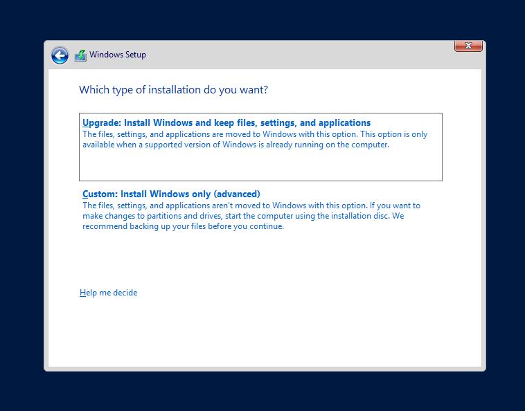Hướng dẫn cài đặt Windows Server 2012 với hình ảnh chi tiết - Technology Diver