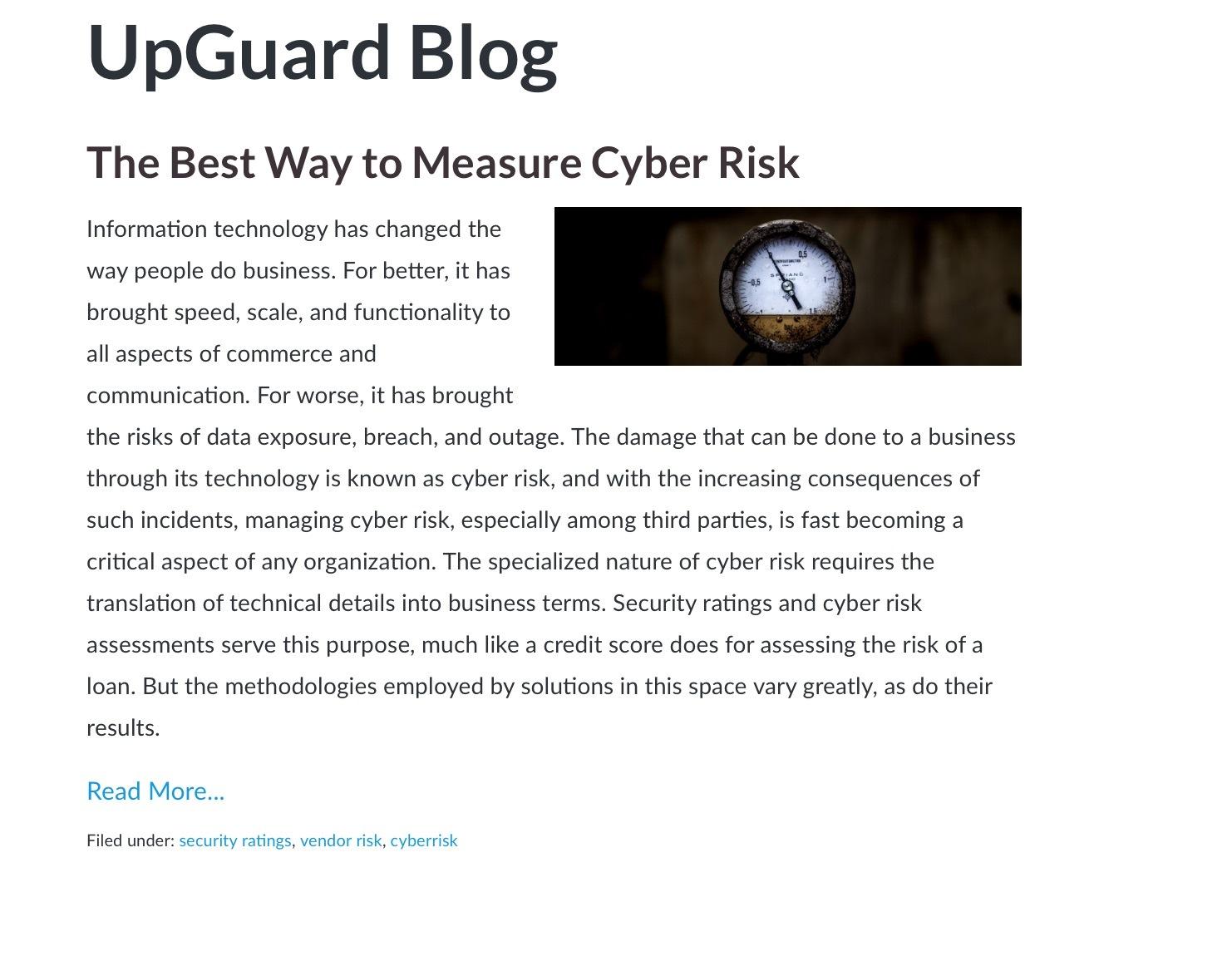 upguard blog