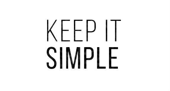 đơn giản hoá