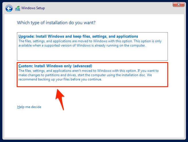 cài đặt windows server 2016 - 5