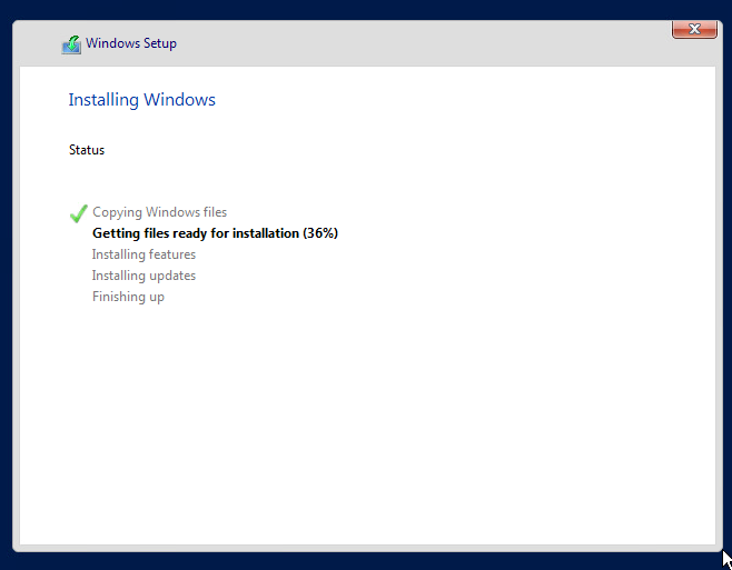 cài đặt windows server 2016 - 8