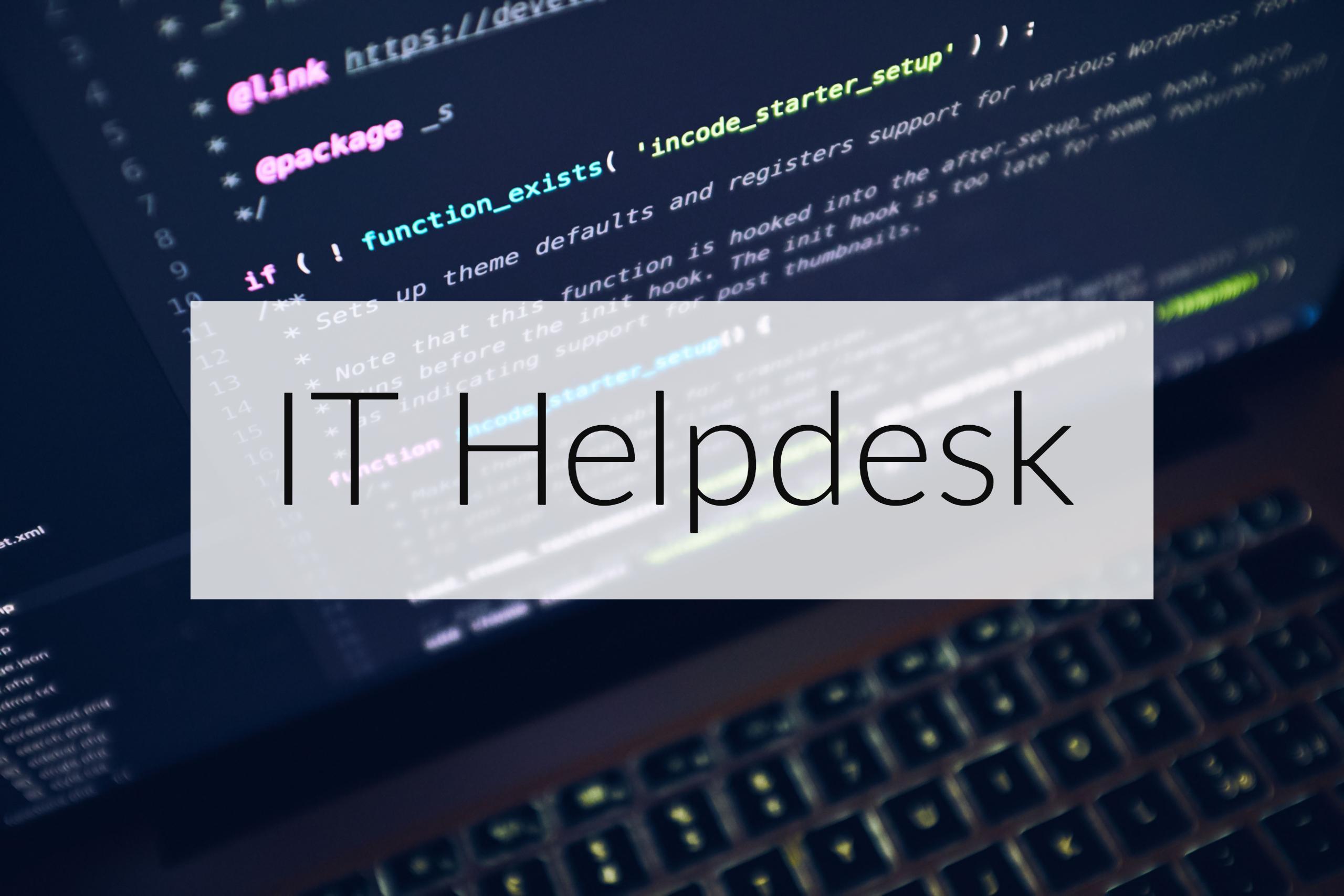 Các phần mềm Helpdesk phổ biến