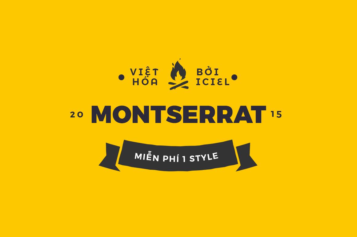 Montserrat Việt Hoá 1