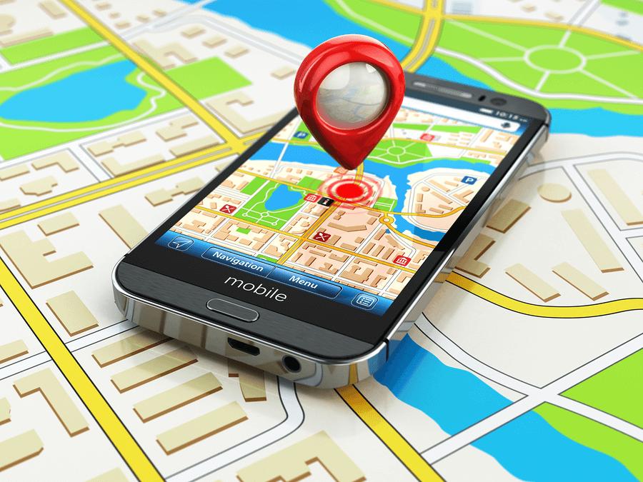 Các ứng dụng của GPS