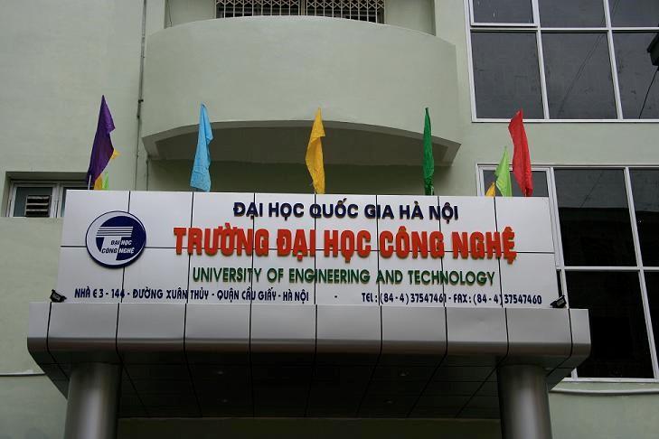 Đại học Công nghệ – Đại học Quốc gia Hà Nội (UET)