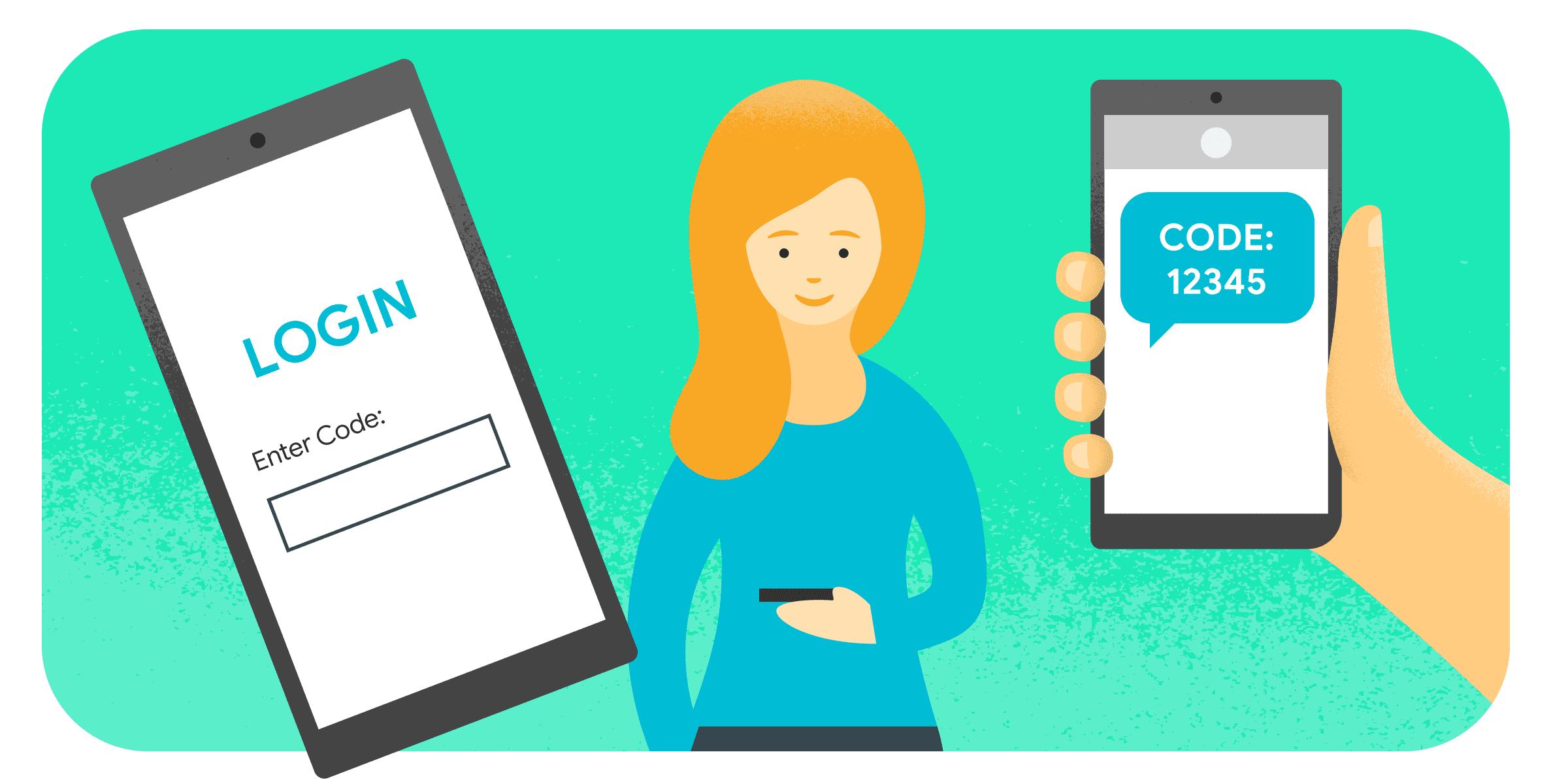 2FA - SMS OTP hoặc Voice OTP